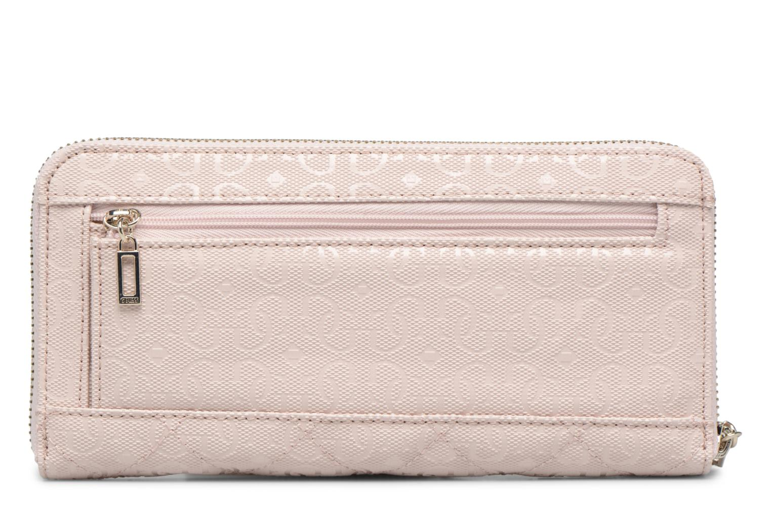 Seraphina SLG Large Zip Around Blush