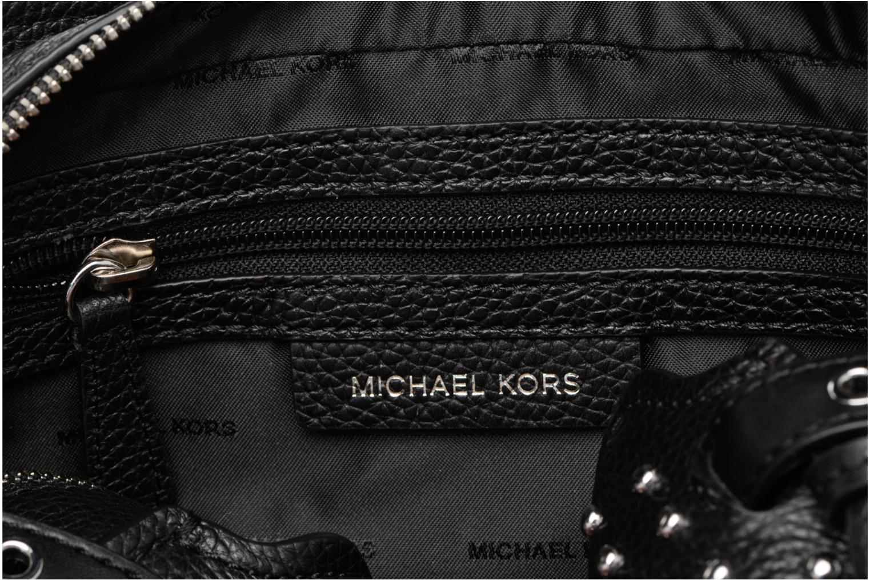 Bolsos de mano Michael Michael Kors BRISTOL MD MESSENGER Negro vistra trasera