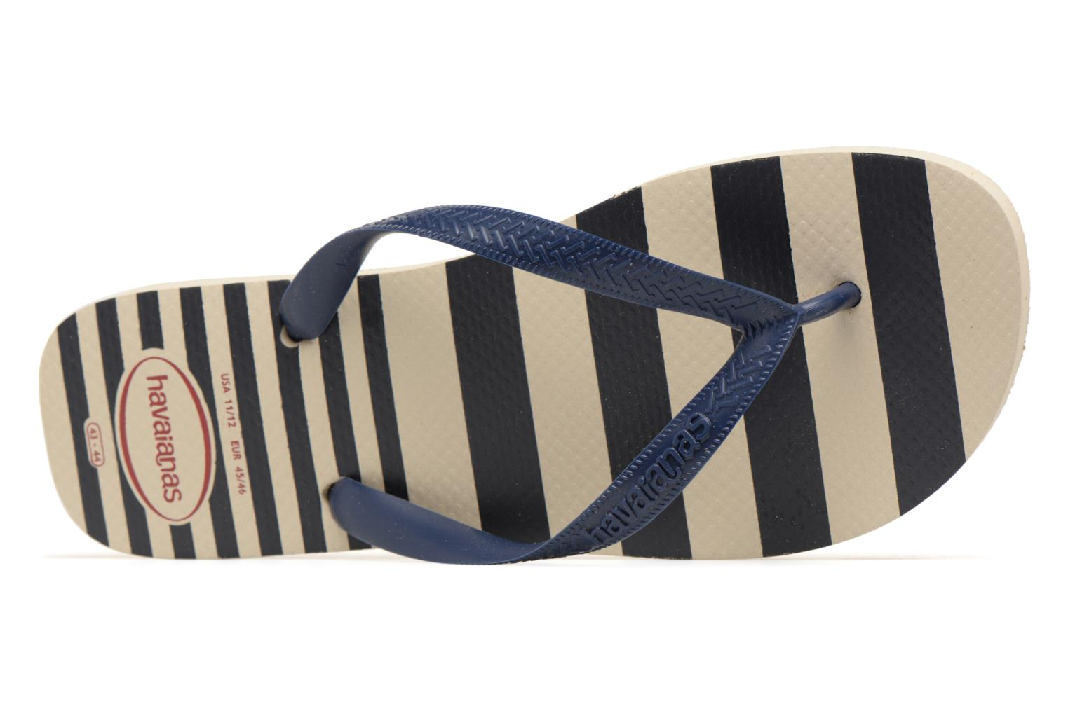 Flip flops Havaianas Top Retro Multicolor view from the left