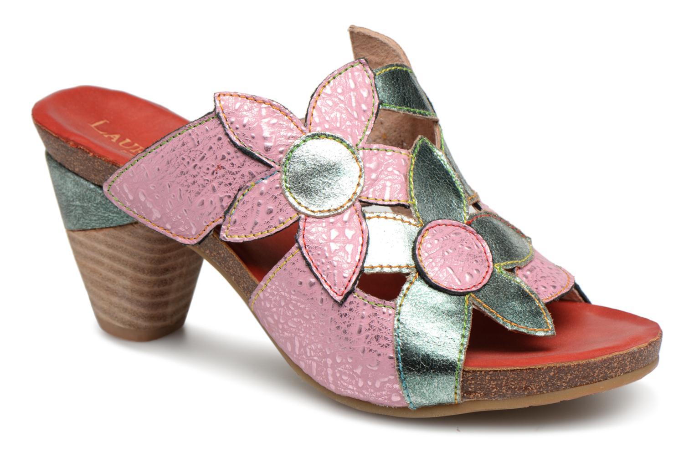 Grandes descuentos últimos zapatos Laura Vita Dax11 (Rosa) - Zuecos Descuento