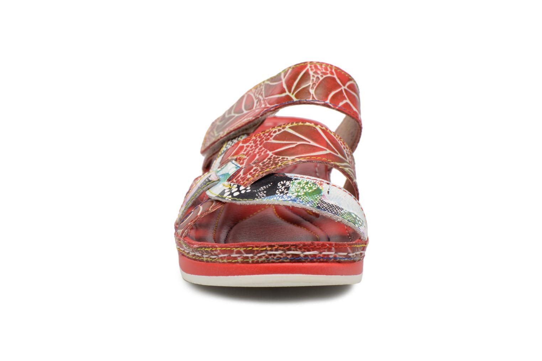 Mules et sabots Laura Vita Bruel058 Multicolore vue portées chaussures