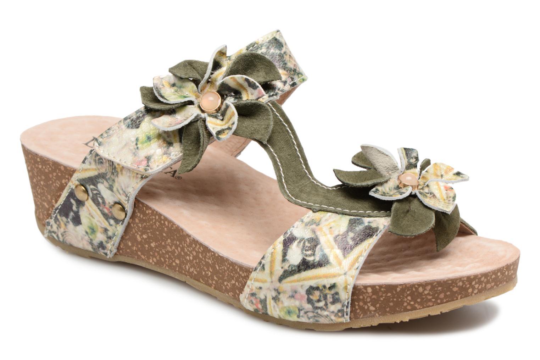 Zapatos promocionales Laura Vita Bingo05 (Verde) - Zuecos   Gran descuento