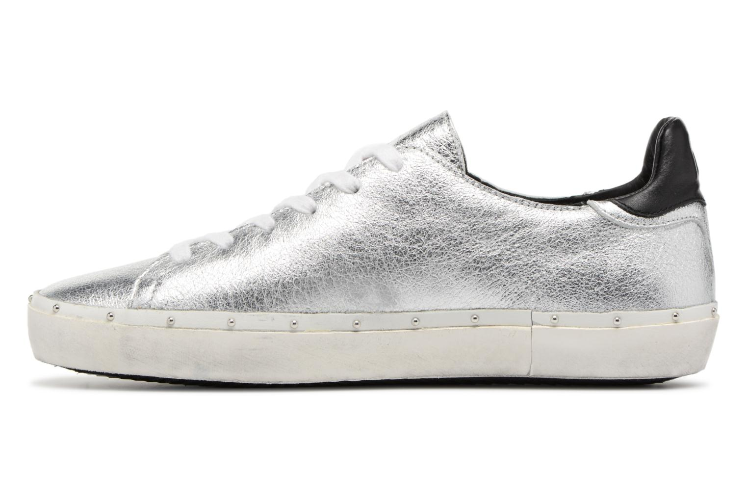 Trainers Rebecca Minkoff Michell Silver front view