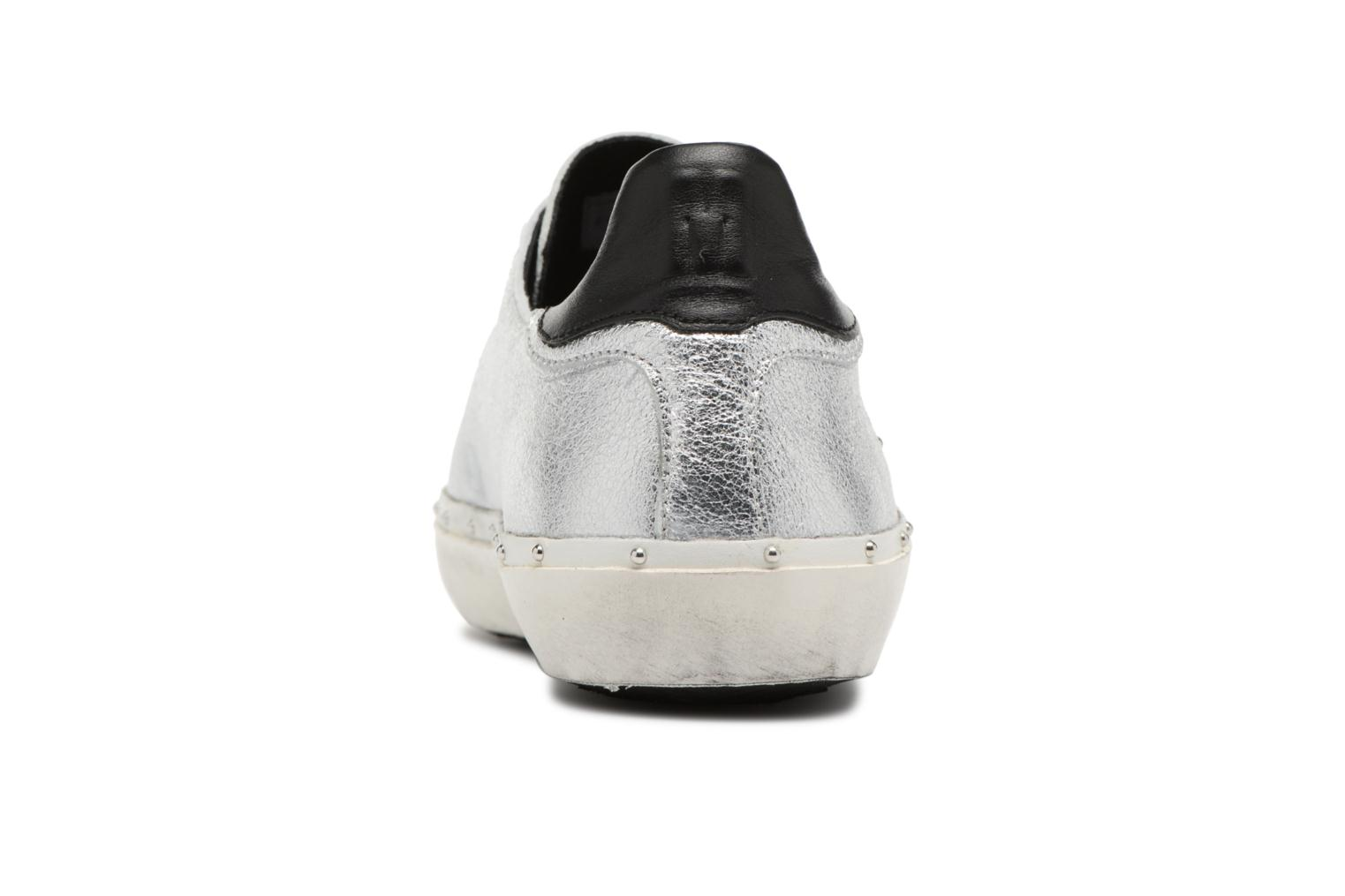 Trainers Rebecca Minkoff Michell Silver view from the right