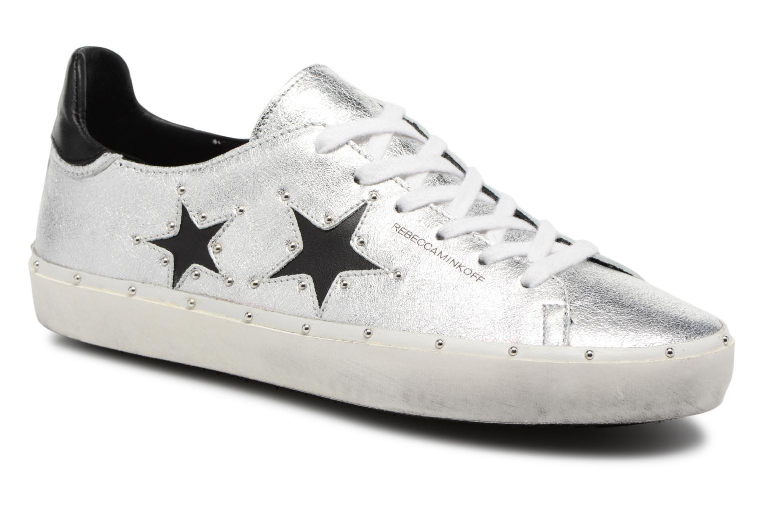 Trainers Rebecca Minkoff Michell Silver detailed view/ Pair view