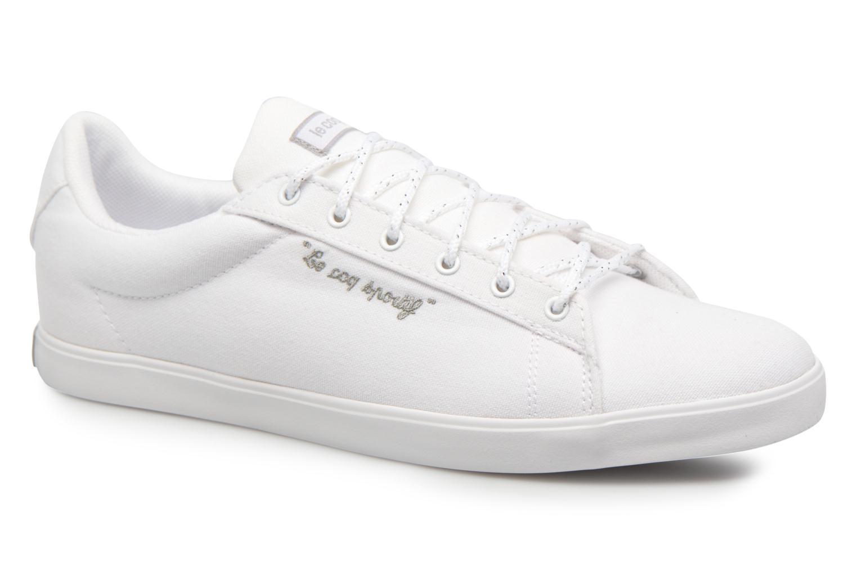 Grandes descuentos últimos zapatos Le Coq Sportif Aagate Lo Cvs/Metallic (Blanco) - Deportivas Descuento