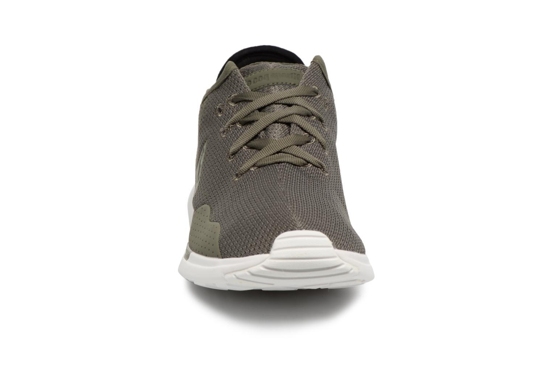 Baskets Le Coq Sportif Solas Sport Vert vue portées chaussures