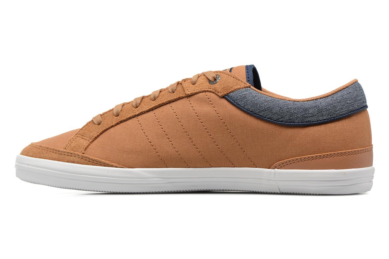 Sneakers Le Coq Sportif Feretcraft Cvs/2 Tones Bruin voorkant