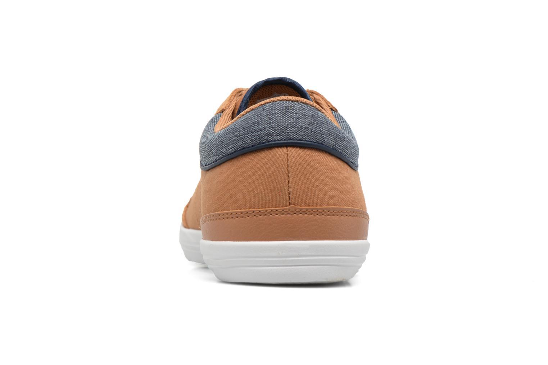 Sneakers Le Coq Sportif Feretcraft Cvs/2 Tones Bruin rechts