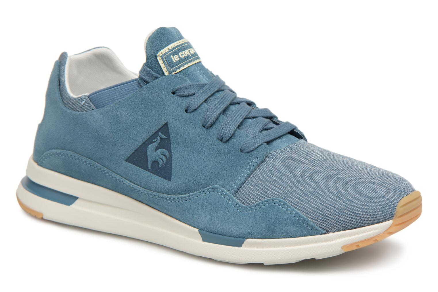 Sneakers Le Coq Sportif Lcs R Pure Summer Craft Blauw detail