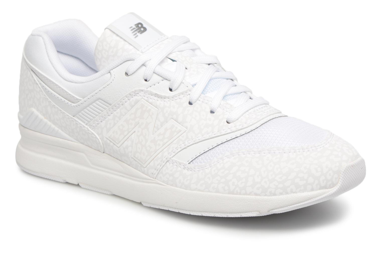 Zapatos de mujer baratos zapatos de mujer New Balance WL697 (Blanco) - Deportivas en Más cómodo