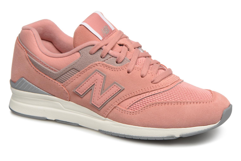Grandes descuentos últimos zapatos New Balance WL697 (Rosa) - Deportivas Descuento