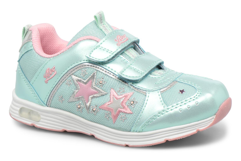 Sneakers LICO Starshine V Blinky Groen detail
