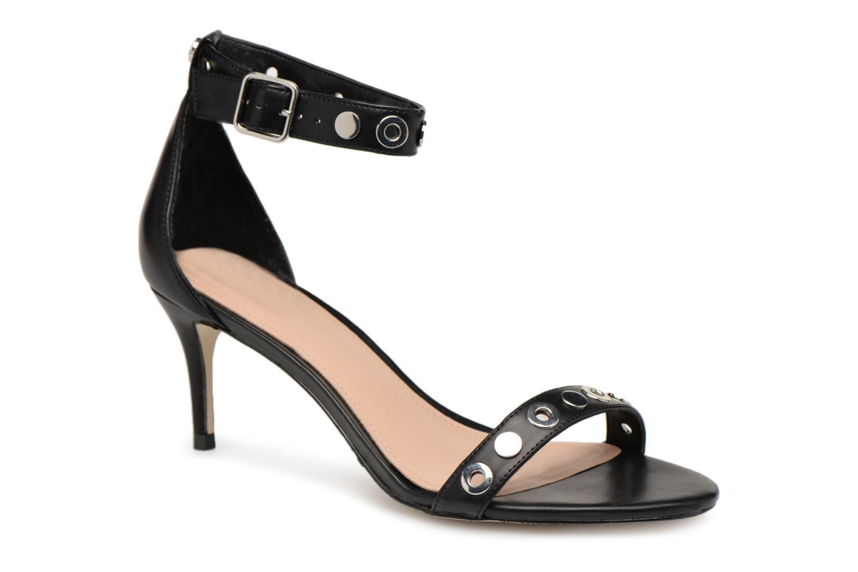 Grandes descuentos últimos zapatos Guess Narele (Negro) - Sandalias Descuento