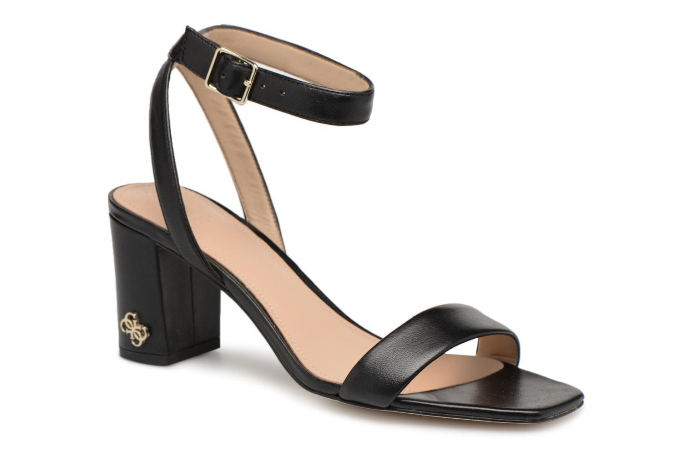 Zapatos promocionales Guess Annabelle (Negro) - Sandalias   Gran descuento