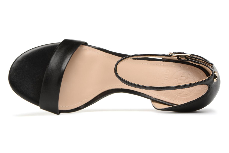 Sandales et nu-pieds Guess Karli Noir vue gauche