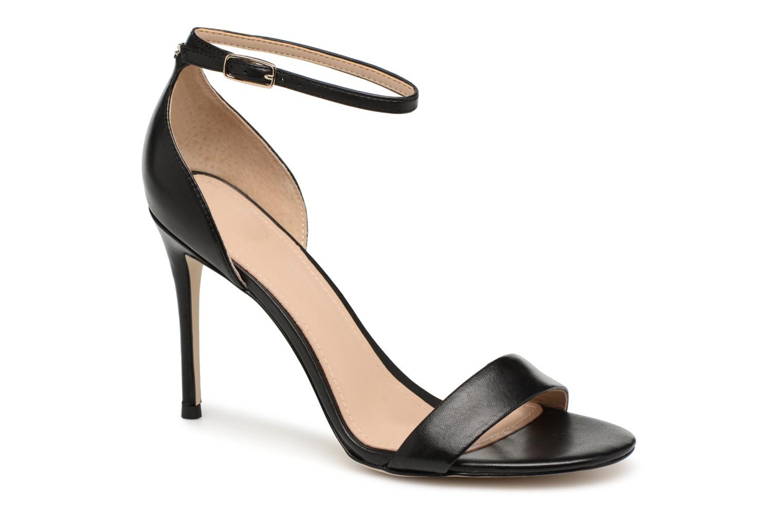 Sandales et nu-pieds Guess Karli Noir vue détail/paire