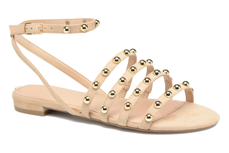 Zapatos promocionales Guess Roxie (Beige) - Sandalias   Venta de liquidación de temporada