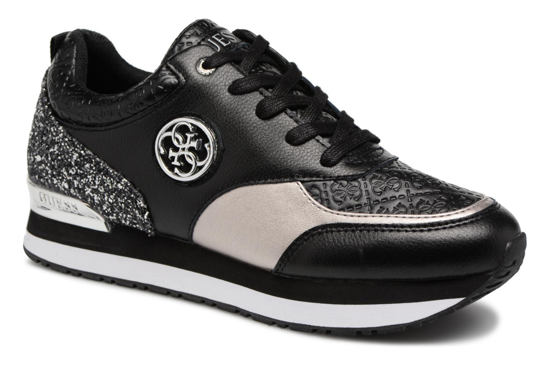 Zapatos promocionales Guess Rimma1 (Negro) - Deportivas   Cómodo y bien parecido