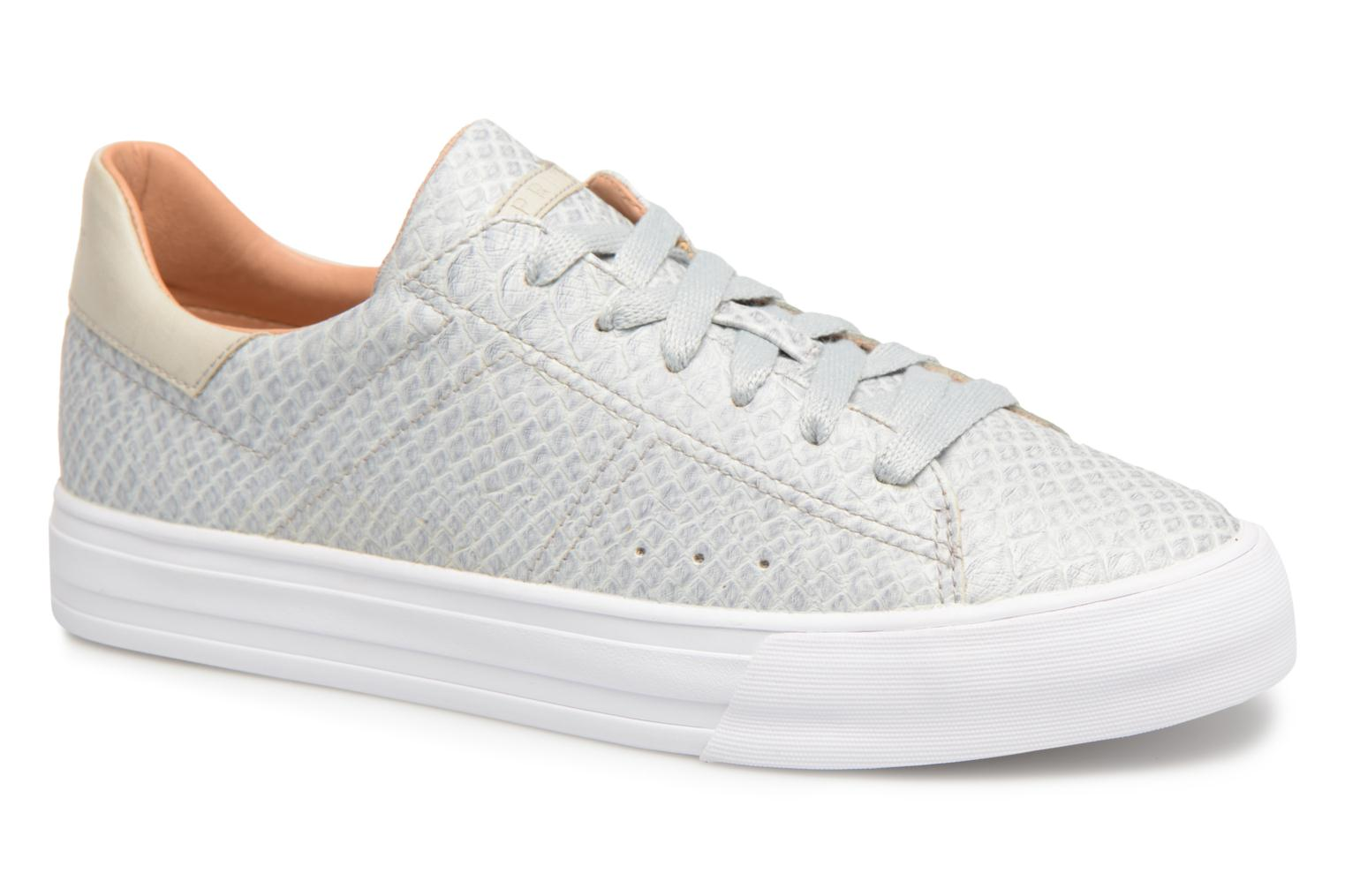 Sneakers Esprit Simona Lace up Grijs detail