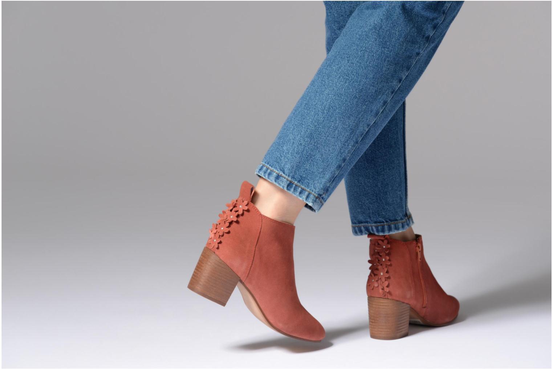 Esprit Candy Bootie Rood Deals Online Discount Authentieke Raden Goedkope Prijs 86b16Cs