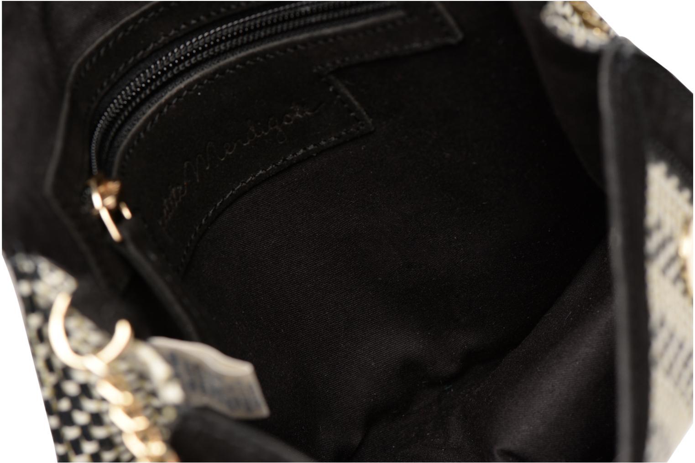 Handtassen Petite mendigote Porté épaule Dakar Zwart achterkant