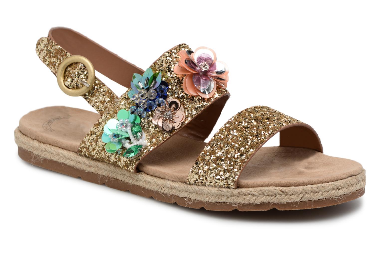 Grandes descuentos últimos zapatos Molly Bracken Linizia (Oro y bronce) - Sandalias en Más cómodo