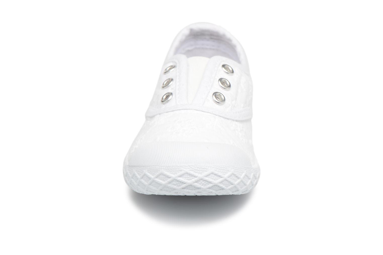 Sneaker Chicco Cardiff weiß schuhe getragen
