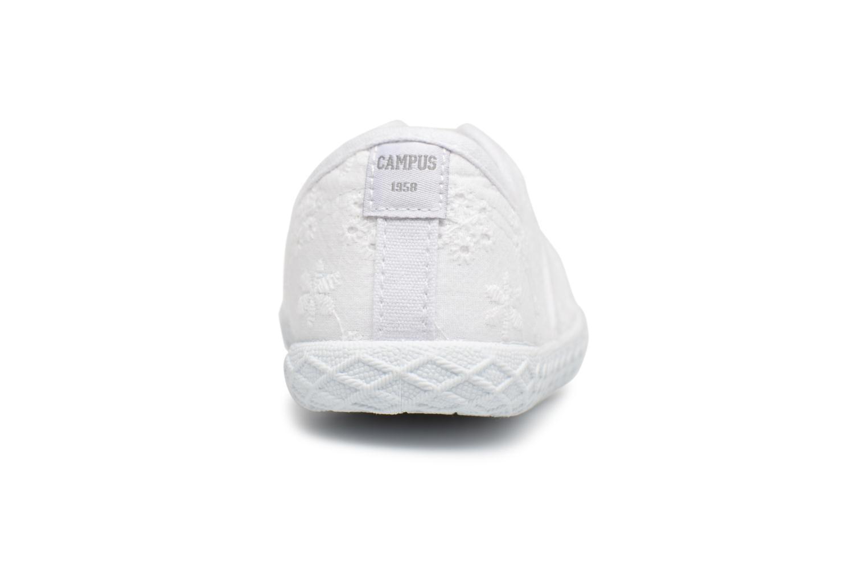 Sneaker Chicco Cardiff weiß ansicht von rechts