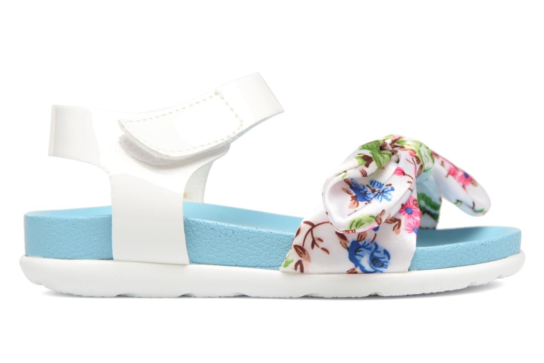 Sandalen Be Only Agathea Blauw achterkant