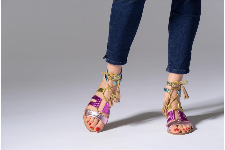 Nina Pink jeans Colors Pepe Disco n41qKOUwn