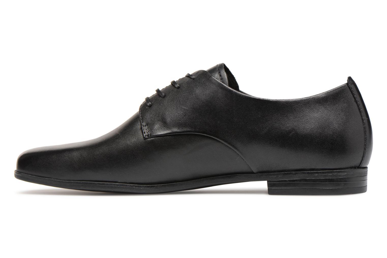 Chaussures à lacets Vagabond Marilyn 4502-201 Noir vue face