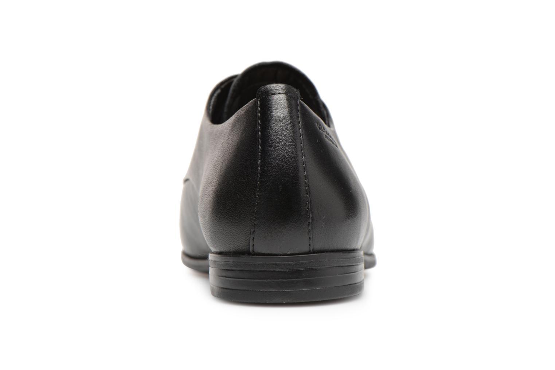 Chaussures à lacets Vagabond Marilyn 4502-201 Noir vue droite