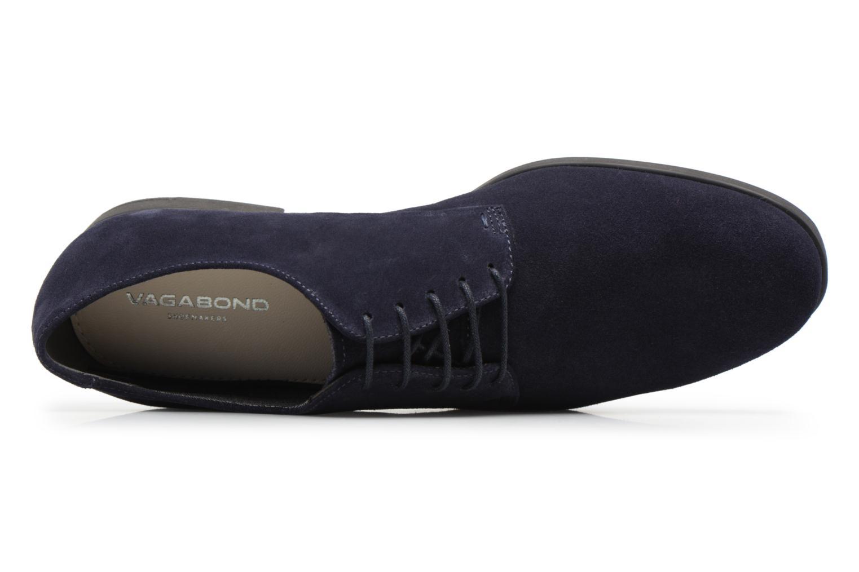 Veterschoenen Vagabond Shoemakers Linhope 4570-340 Zwart links