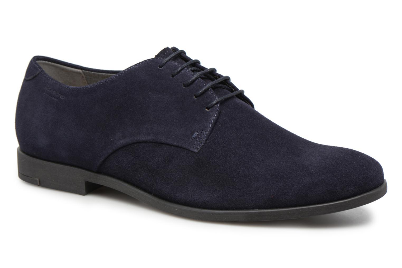 Linhope, Chaussures à Lacets Homme, Noir, 44 EUVagabond