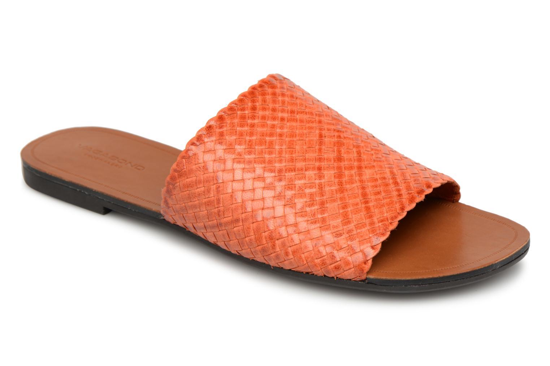 Vagabond Tia (Orange) - Mules et sabots chez Sarenza (313785)
