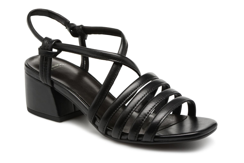 Zapatos promocionales Vagabond Shoemakers Saide 4 (Negro) - Sandalias   Descuento de la marca