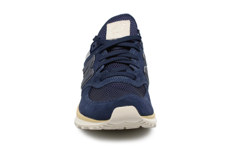 Sneakers New Balance KFL574 Blauw model