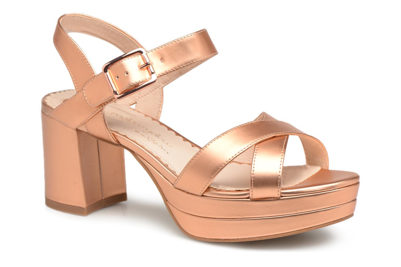 Grandes descuentos últimos zapatos Mellow Yellow Dacile (Rosa) - Sandalias Descuento