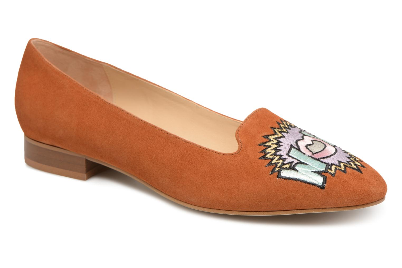 Mellow Yellow Drecco (Marron) - Mocassins chez Sarenza (313968)