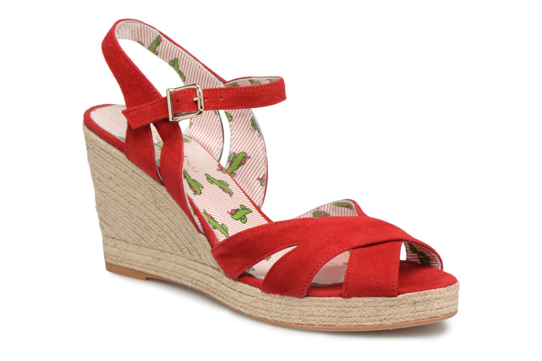 Zapatos promocionales Mellow Yellow Depepa (Rojo) - Alpargatas   Gran descuento