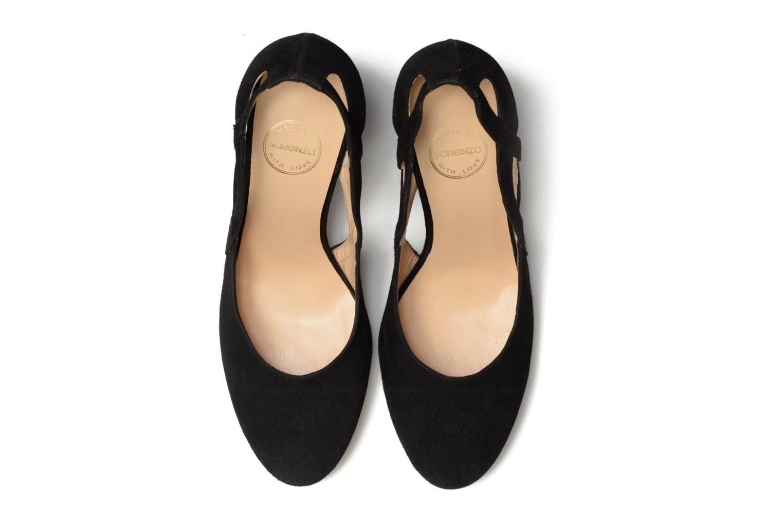 Escarpins Made by SARENZA Carioca Crew Escarpins #3 Noir vue portées chaussures
