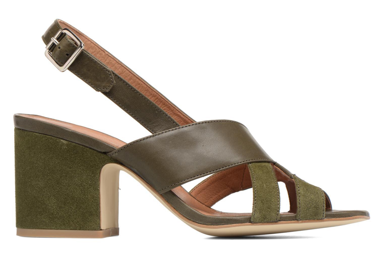 Marques Chaussure femme Made by SARENZA femme 90's Girls Gang Sandales à Talons #2 Cuir Multi Noir