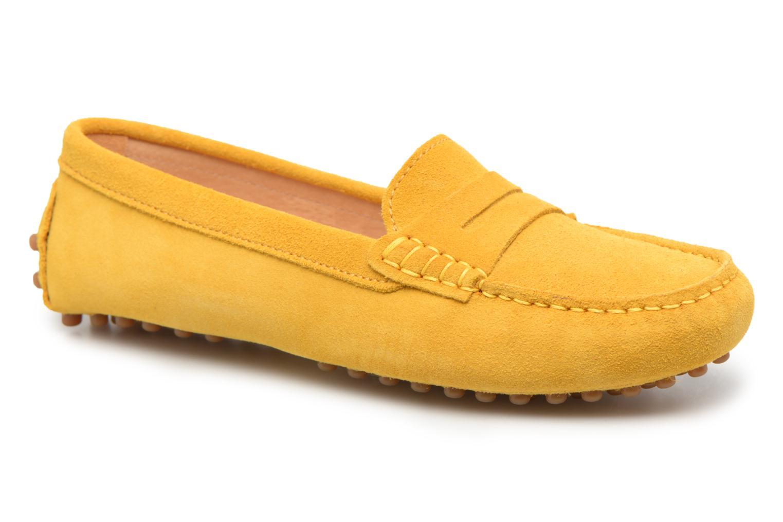 Grandes descuentos últimos zapatos Georgia Rose Stalimac (Amarillo) - Mocasines Descuento