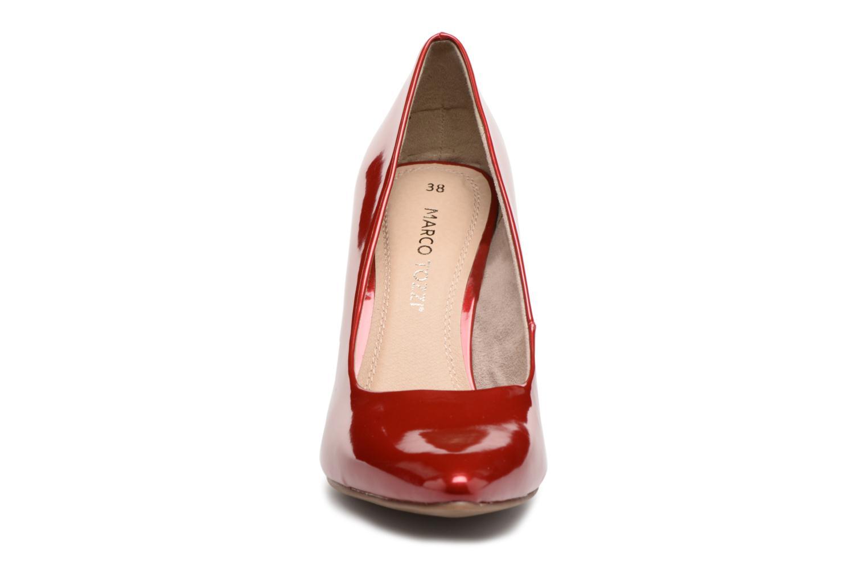 Escarpins Marco Tozzi Kacci Rouge vue portées chaussures