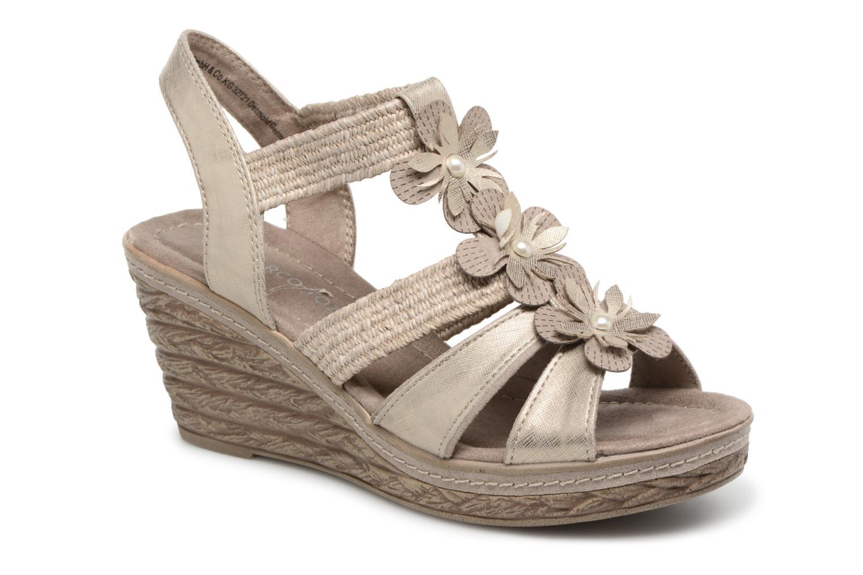 Zu Verkaufen Authentische Online Kaufen Blaja - Sandalen für Damen / grau Marco Tozzi Wiki Verkauf Online Verbilligte Outlet Kaufen Preiswerte Reale Eastbay vJpj0vYgb