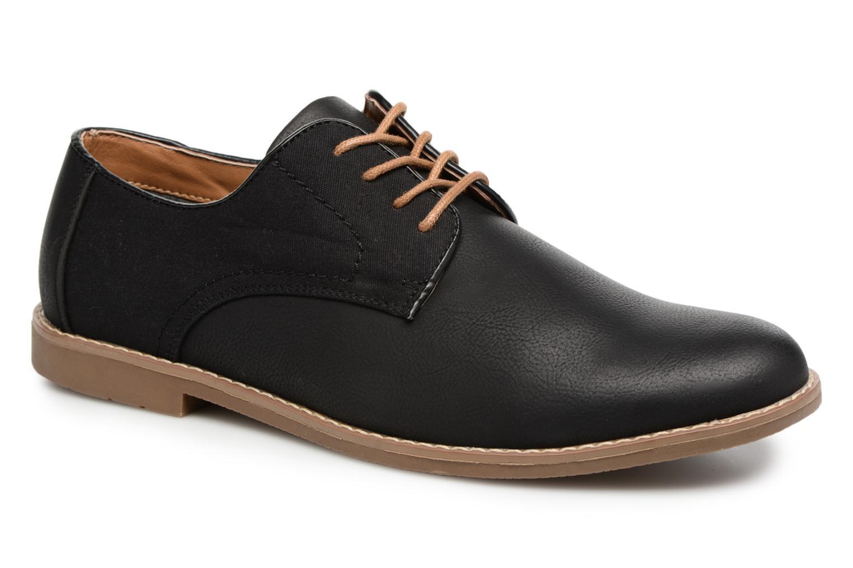 I Love Shoes KANION (Noir) - Chaussures à lacets chez Sarenza (314212)