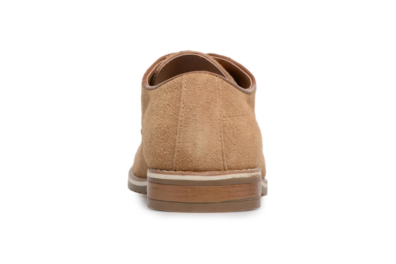 Veterschoenen I Love Shoes KERENS Leather Bruin rechts