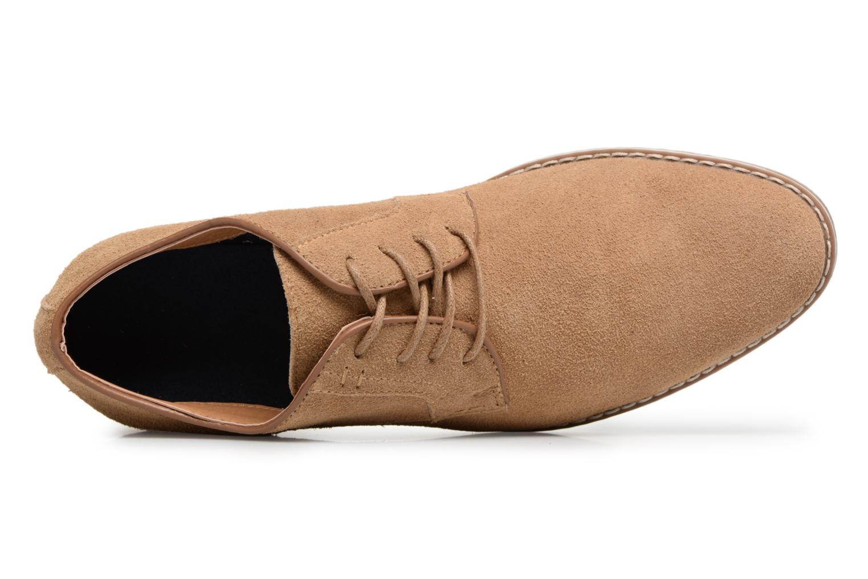 Veterschoenen I Love Shoes KERENS Leather Bruin links