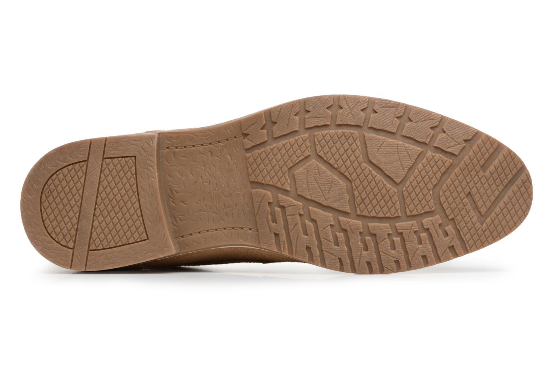 Veterschoenen I Love Shoes KERENS Leather Bruin boven